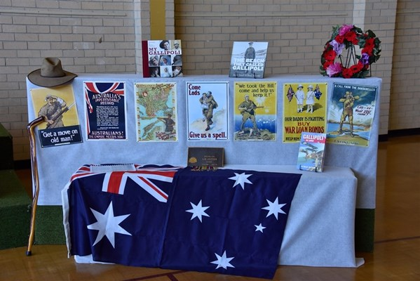 View ANZAC Day 2015