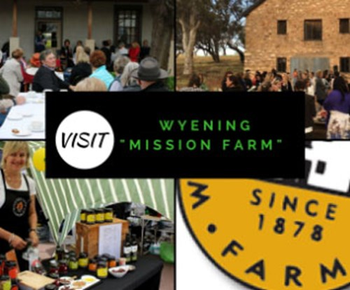 Image of Visit Wyening 'Mission Farm'